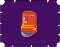 ブリキの兵隊帽・赤2000YM.PNG