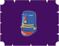 ブリキの兵隊帽・青2000YM.PNG